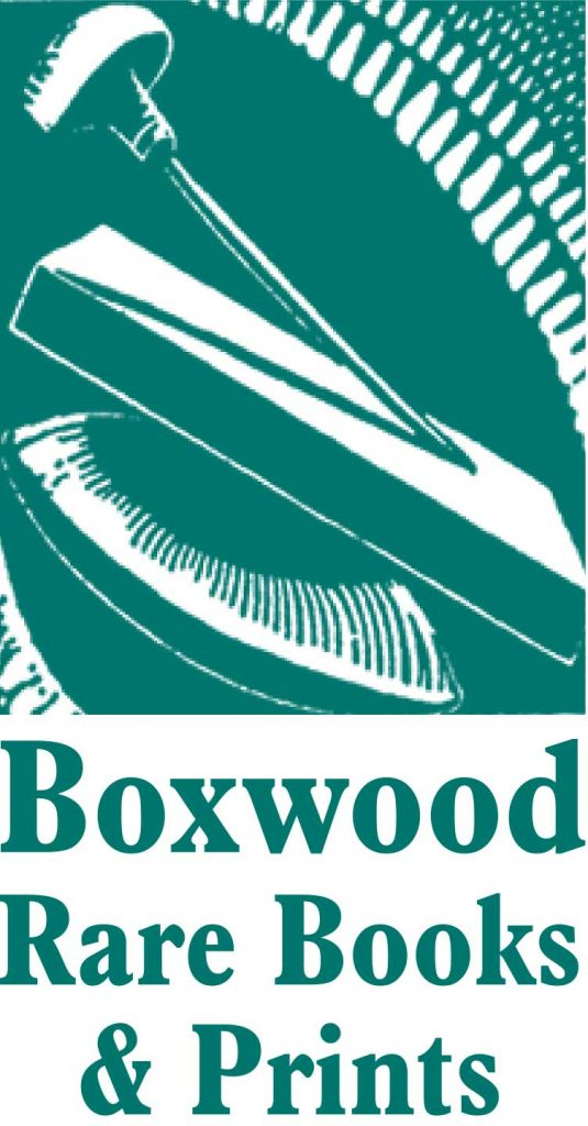 Boxwood Rare Books & Prints Logo